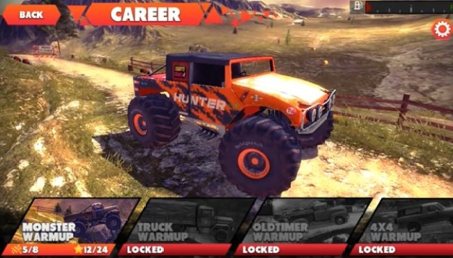 Offroad Legends Monster Truck Trials