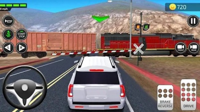 Simulator Mobil Indonesia
