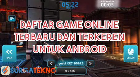 game online terbaru untuk android