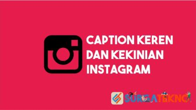 Photo of Caption Instagram Keren dan Kekinian