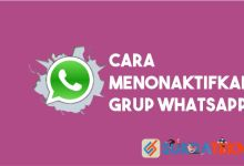 Photo of Cara Menonaktifkan Grup Whatsapp