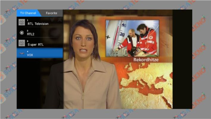 DTV Viewer Android