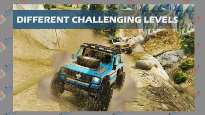 Game Simulasi Extreme 4x4 Offroad Android