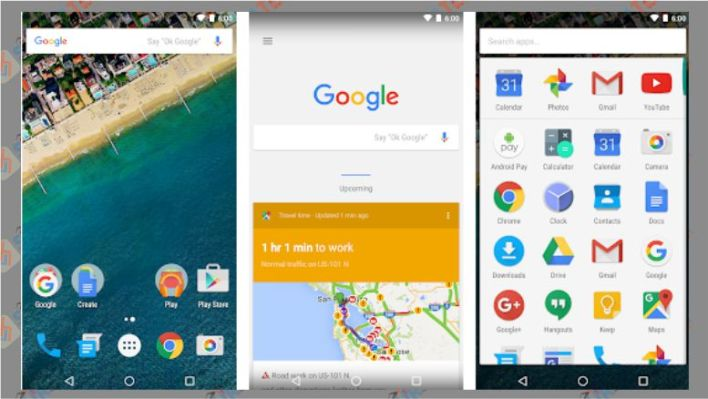 Google Launcher Now