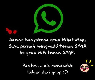 Meme Grup Whatsapp