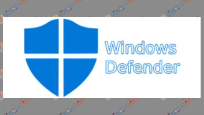 Nonaktifkan Windows Defender