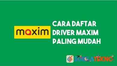 Photo of Cara Mudah Daftar Driver Maxim