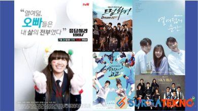 Photo of Drama Korea Bertema Sekolah Bikin Kangen Masa Sekolah