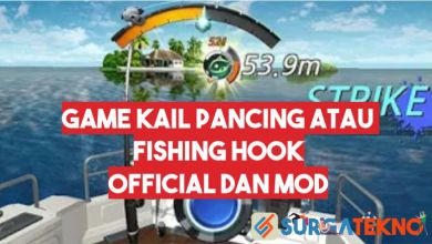 Photo of Aplikasi Kail Pancing Official dan MOD
