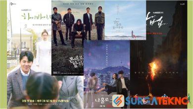 Photo of 5 Drama Korea yang Akan Tayang di Bulan Februari 2020