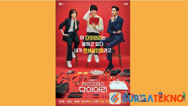 Review Drama Korea - The Psychopath Diary (2019 - 2020)