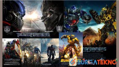 Photo of 6 Urutan Film Transformers dari Pertama sampai Terakhir