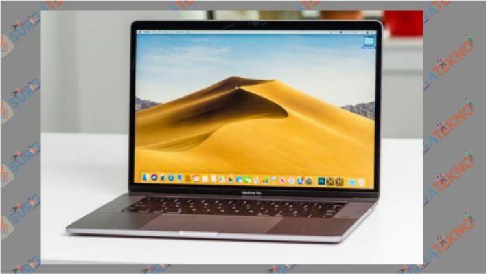Apple Macbook Pro 15″ 2019 - Laptop Apple untuk Desain Grafis