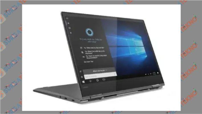 Lenovo Yoga 730 15IKB i7 untuk Desain Ok untuk Gaming Ok