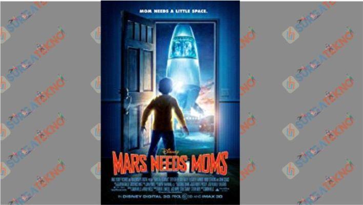 Mars Needs Mom (2011)
