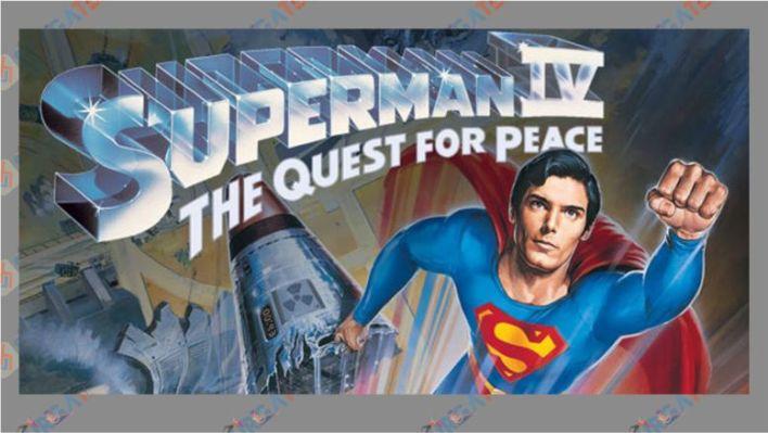 Superman IV Quest For Peace (1987)