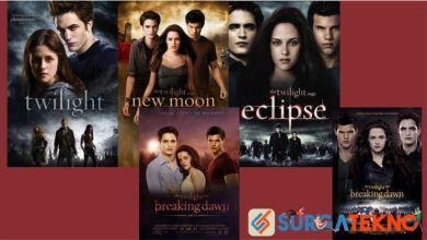 Photo of # 5 Urutan Film Twilight Pertama Hingga Tamat