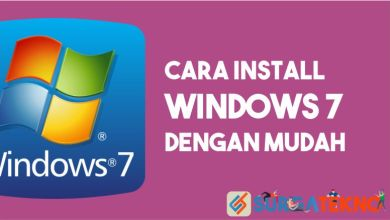 Photo of Cara Install Windows 7 [+Gambar]