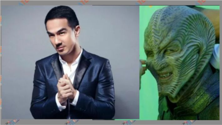 Joe Taslim jadi Alien Jahat di Star Trek Boybend