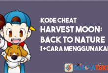 Photo of Kode Cheat Harvest Moon Back to Nature