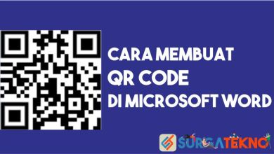 Photo of Cara Membuat QR Code di Word