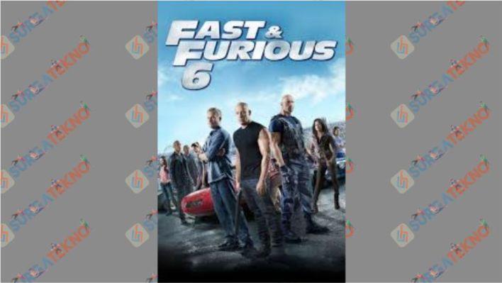 Fast Furious 6 (2013)