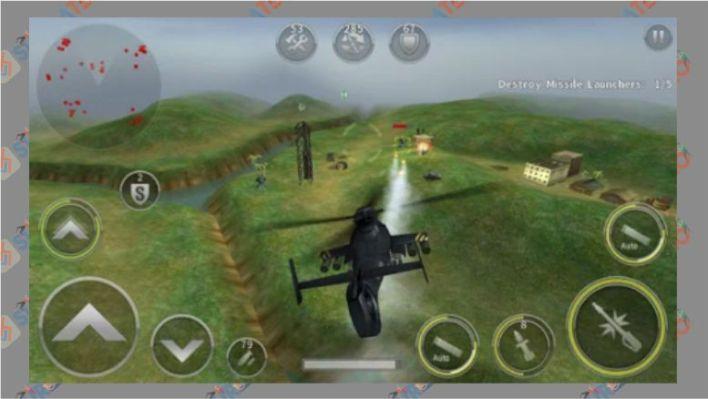 GUNSHIP BATTLE - Helicopter 3D