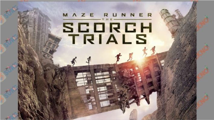 Maze Runner The Scorch Trials (2015)