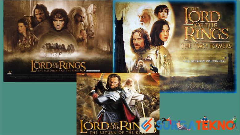 Urutan Film The Lord of the Rings
