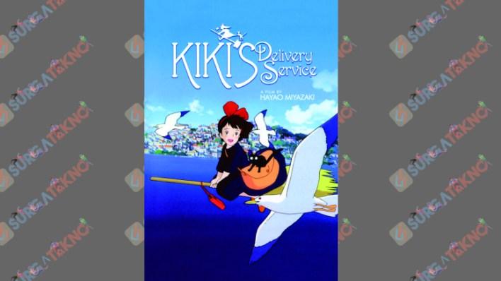 Animasi Kiki's Delivery Service (1989)
