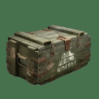 Hideout Crate - Just Survive - Survivors Rest