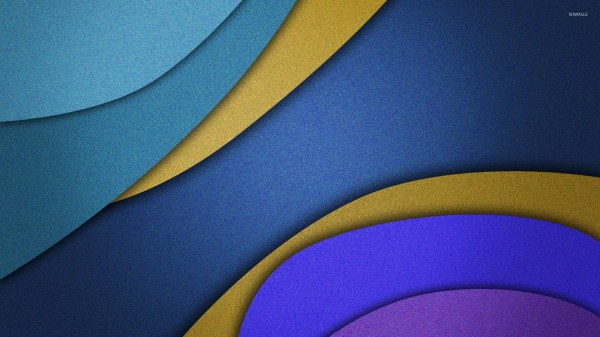 Shape Abstract PC Wallpaper