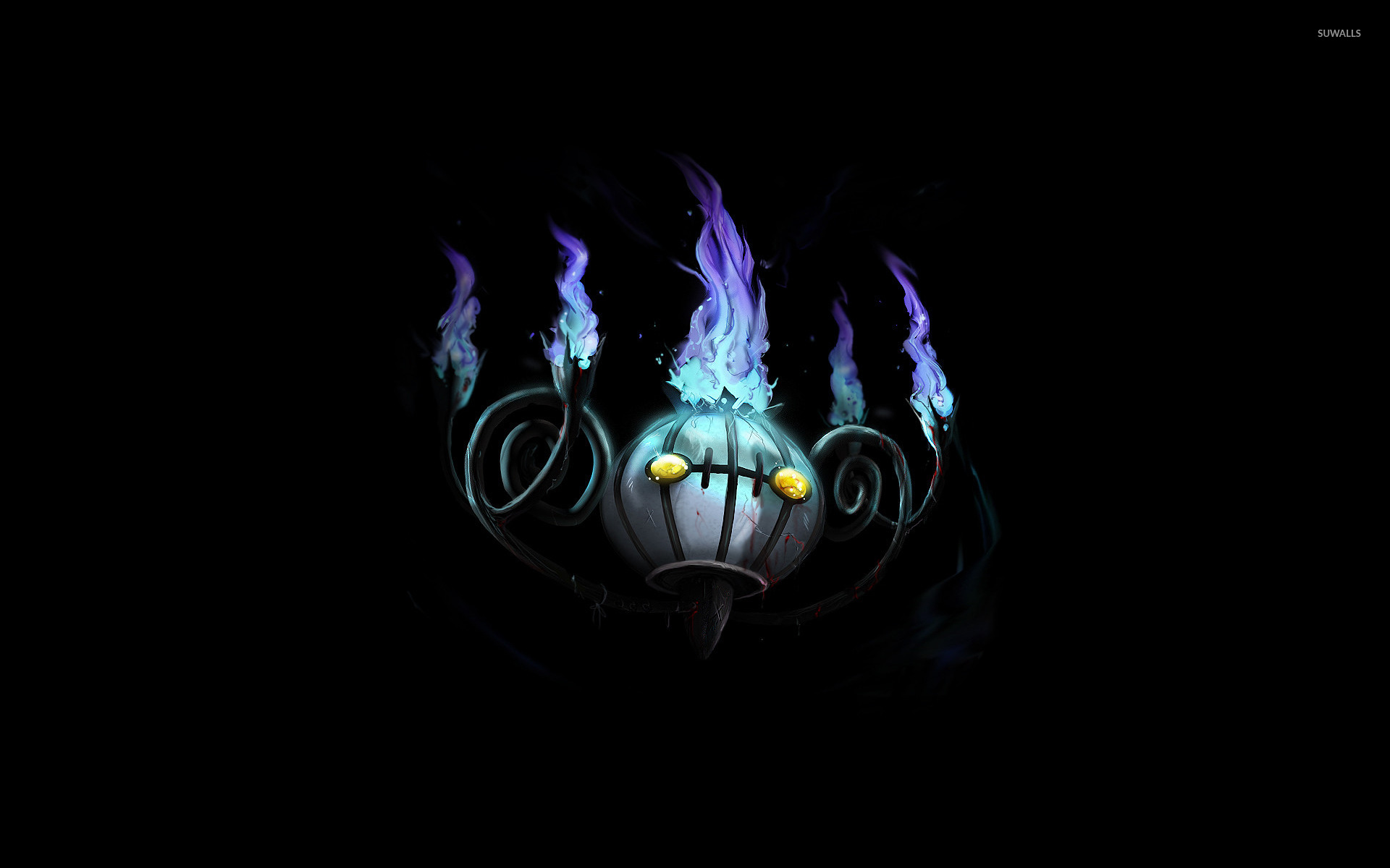 Chandelure Pokemon Wallpaper Anime Wallpapers 16082