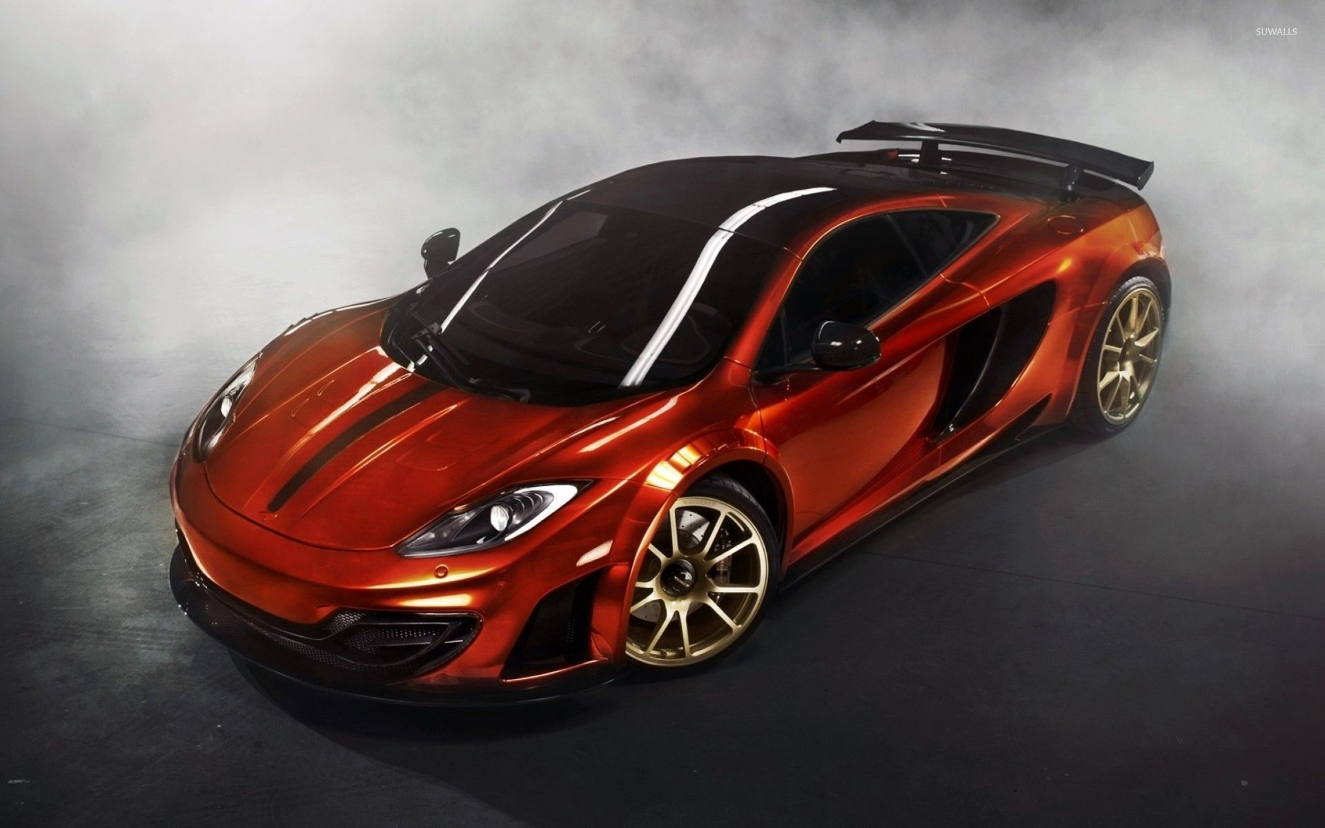 Download free motion backgrounds, free for commercial or personal use! Red Mclaren Mp4 12c Front Top View Wallpaper Car Wallpapers 50135