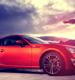 side view of a 2015 scion fr s wallpaper [ 1920 x 1080 Pixel ]