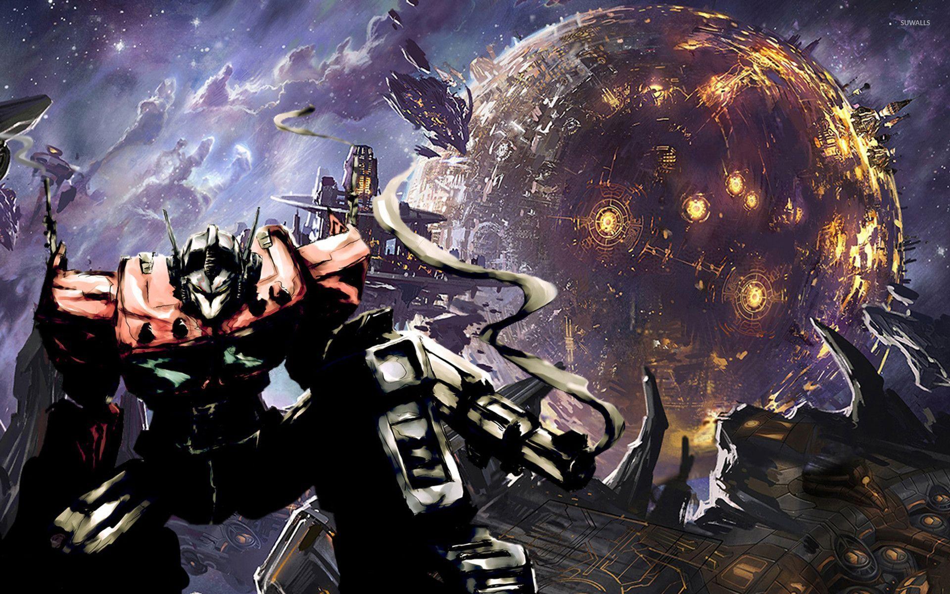 Fall Of Cybertron Wallpaper Hd Transformers War For Cybertron Wallpaper Comic