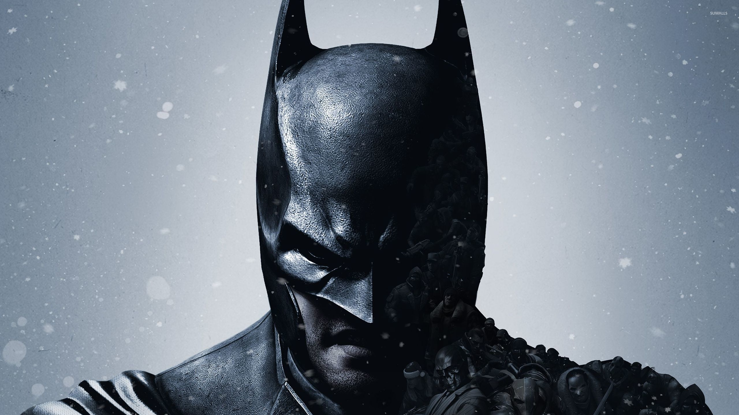 Batman  Arkham Origins Wallpaper  Game Wallpapers #30832