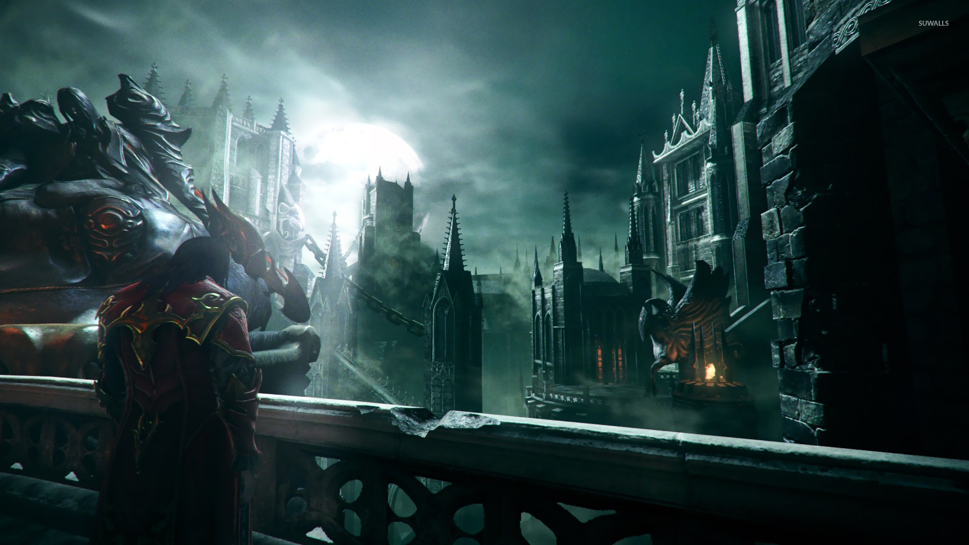 Castlevania Lords Of Shadow 2 6 Wallpaper Game