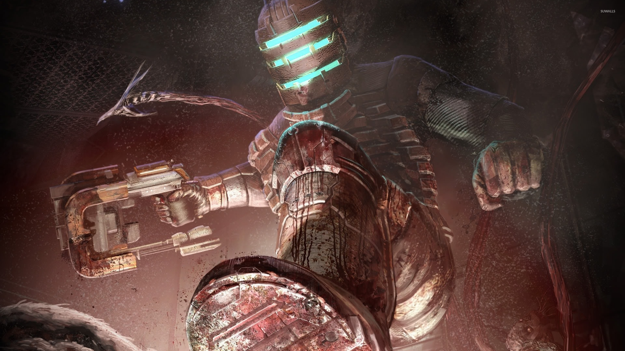 Dead Space Wallpaper Game Wallpapers 8054