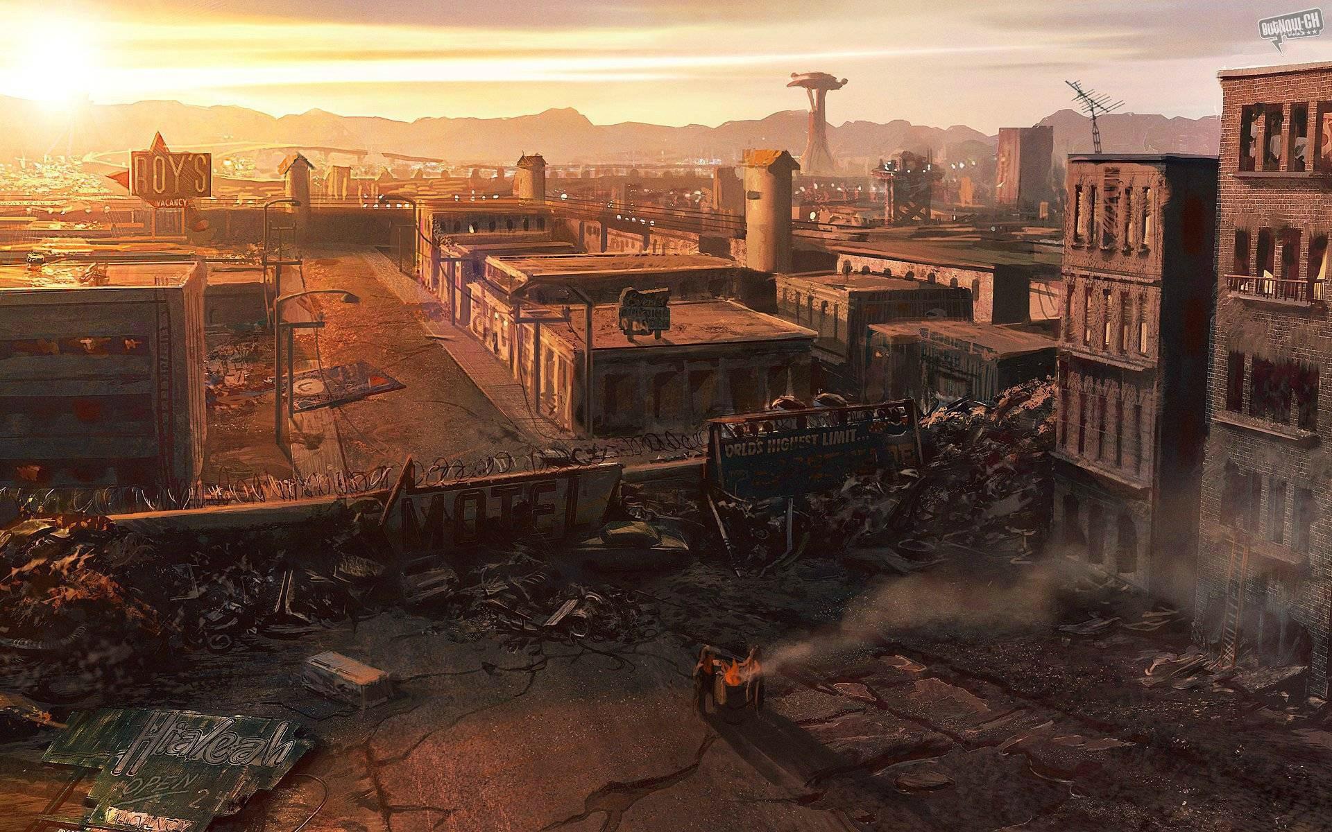 Fallout New Vegas Wallpaper Game Wallpapers 28586