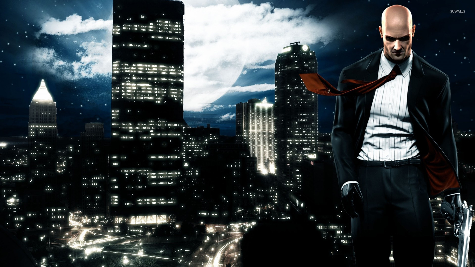 Hitman Absolution 7 Wallpaper Game Wallpapers 17173
