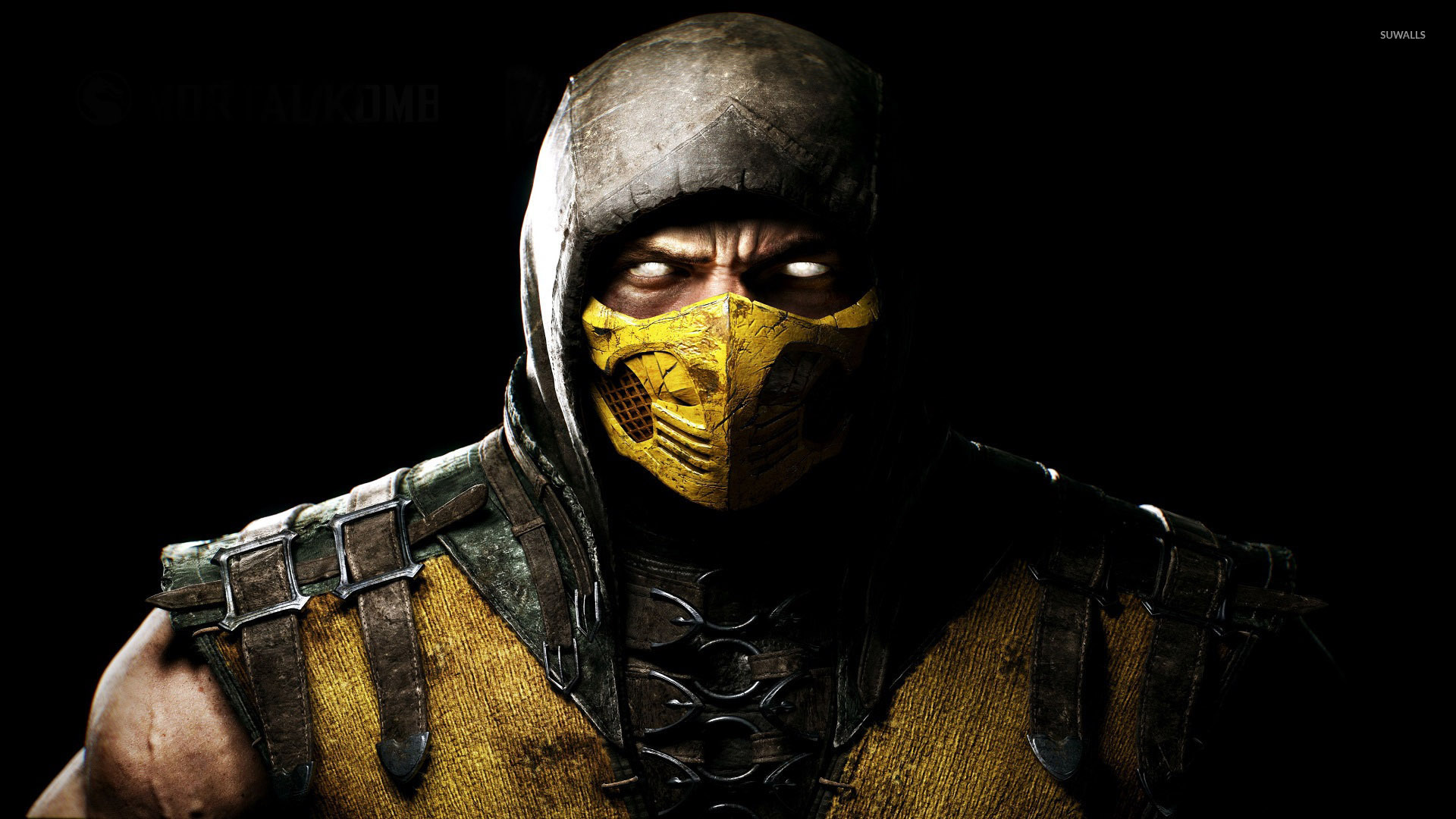 Guitar Hd Wallpaper Download Scorpion Mortal Kombat X Wallpaper 1209853