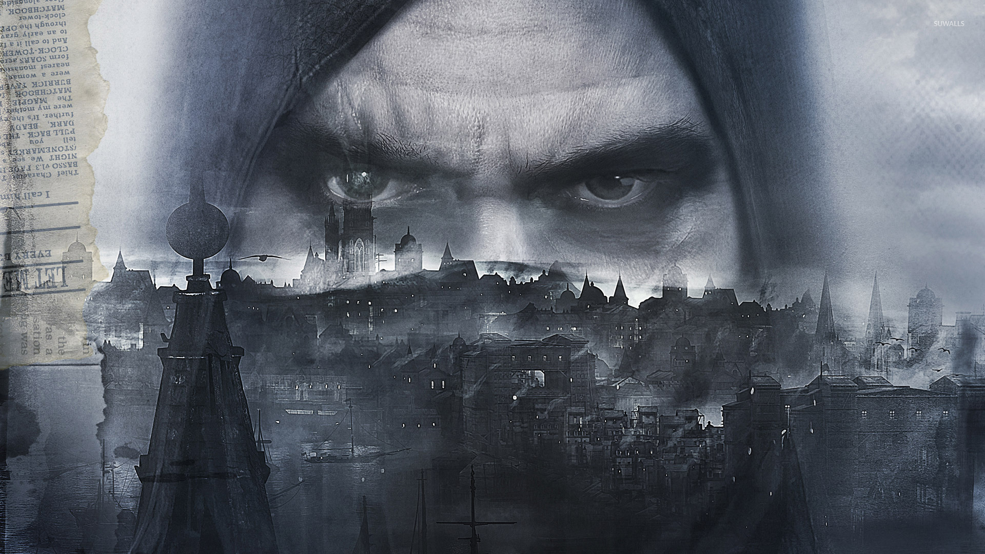 Thief 8 Wallpaper Game Wallpapers 28810