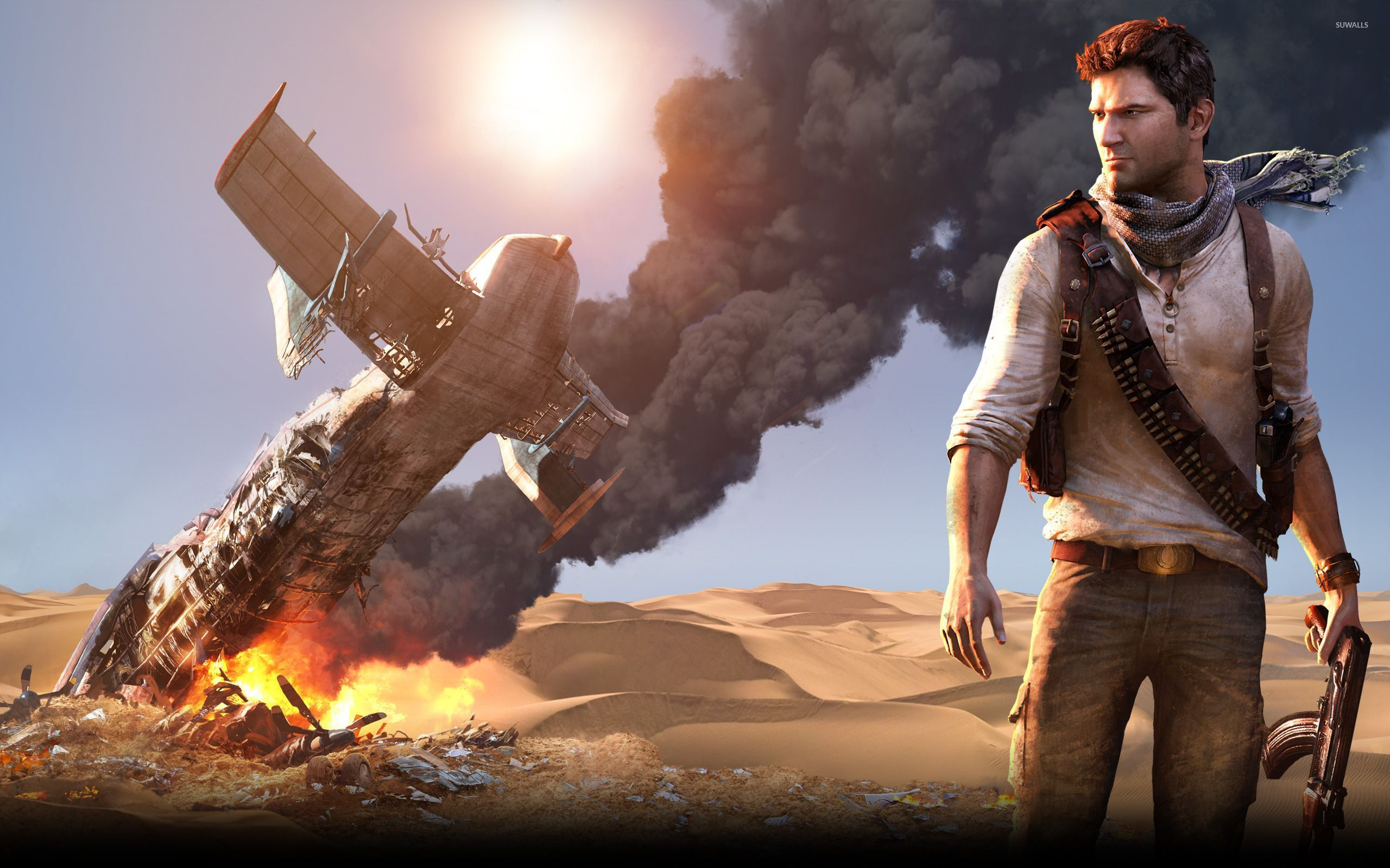 Drake Wallpaper Quotes Uncharted 3 Drake S Deception 6 Wallpaper Game