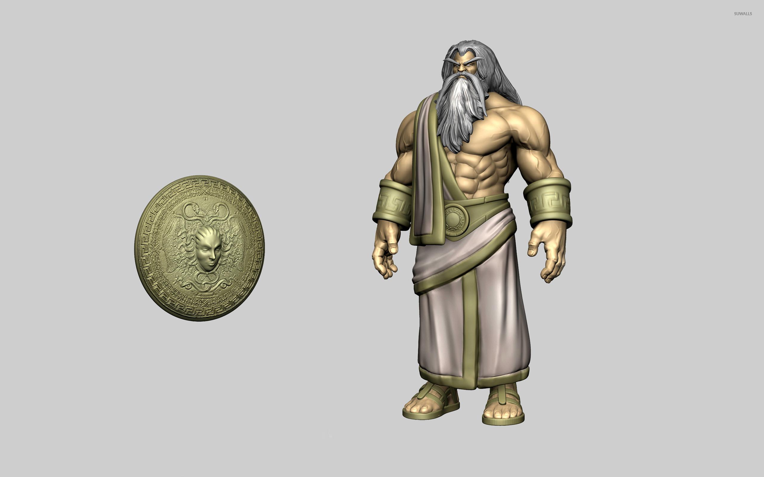 Zeus Smite 2 Wallpaper Game Wallpapers 22433