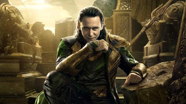 Loki - Thor: The Dark World wallpaper - Movie wallpapers ...