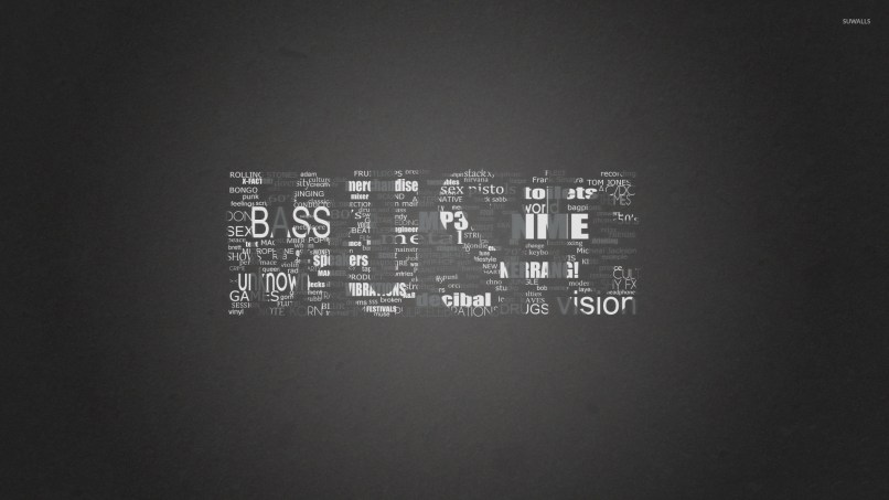 Black And White Music Genres Wallpaper Wallpapers 52364