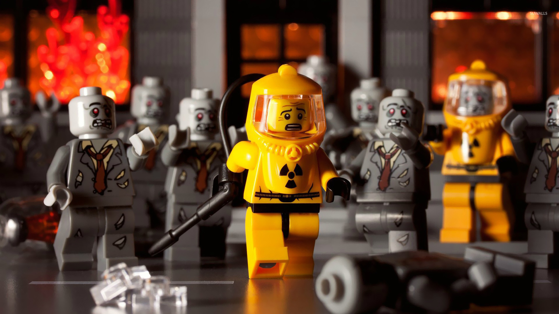 Lego Zombies Wallpaper Photography Wallpapers 15136