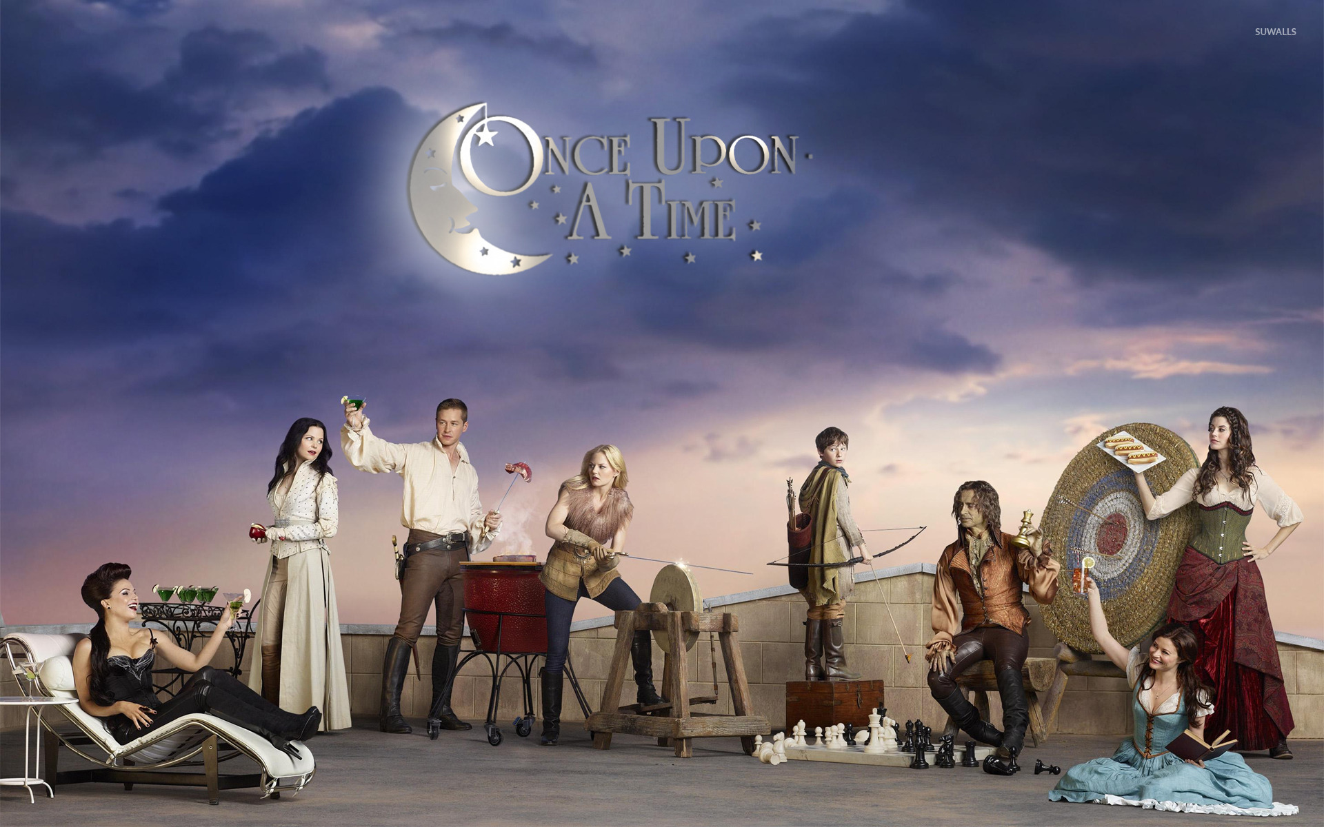 Once Upon A Time Wallpaper TV Show Wallpapers 14996