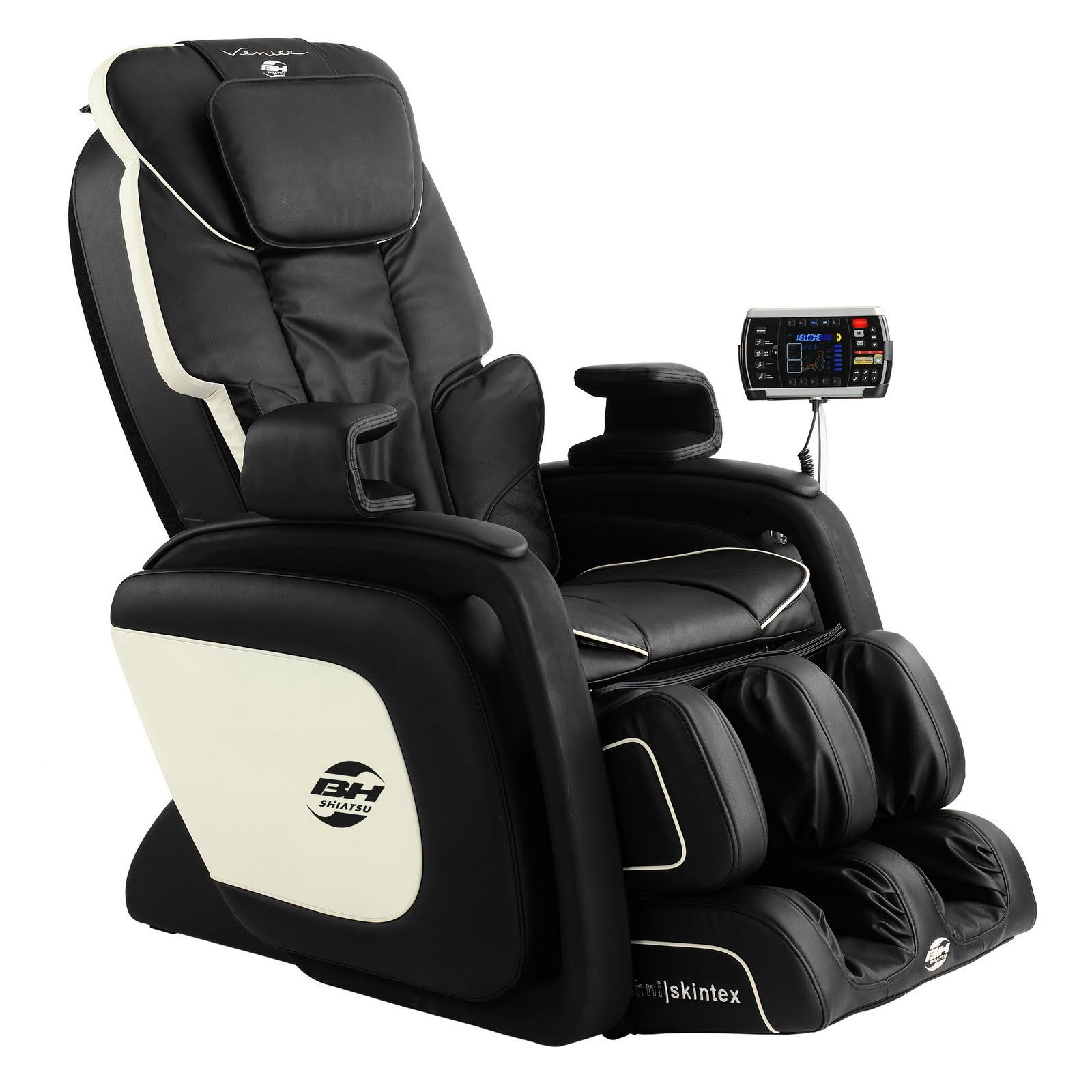 BH Shiatsu M650 Venice Massage Chair  Sweatbandcom